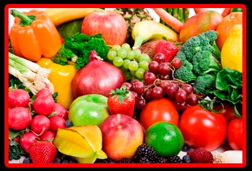 list of healthy vegetables and fruits fruit detox
