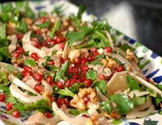 Pomegranate-Tossed-Salad.