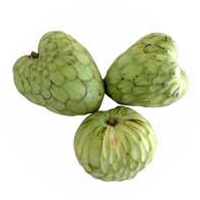 cherimoya-Tropical-fruit