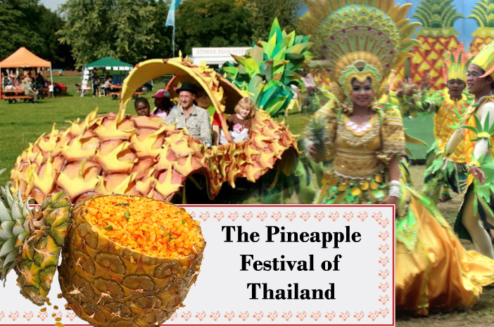 Festival of Thailand