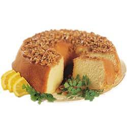 Ortanique Rum Cake