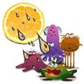 Lemons kill bacteria